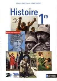 Sébastien Cote - Histoire 1re.