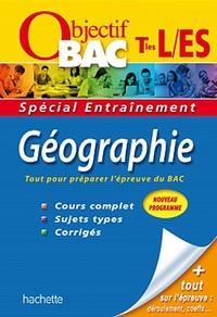 Sébastien Coupez - Géographie Tle L/ES.