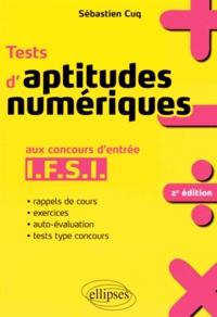 Accentsonline.fr Tests d'aptitudes numériques aux concours d'entrée IFSI Image
