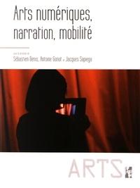 Sébastien Denis et Antoine Gonot - Arts numériques, narration, mobilité.