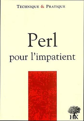 Perl pour l'impatient