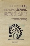 Sébastien Doubinsky - Lire, écrire, se révolter - Reading, writing, rebelling.