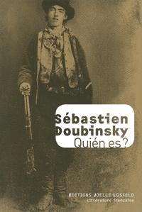 Sébastien Doubinsky - Quién es ?.