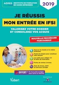 Sébastien Drevet et Marion Gauthier - Je réussis mon entrée en IFSI - Valorisez votre dossier et consolidez vos acquis.