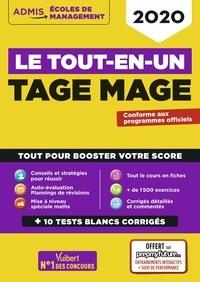 Sébastien Drevet et Dominique Dumas - Tage Mage - Le tout-en-un.