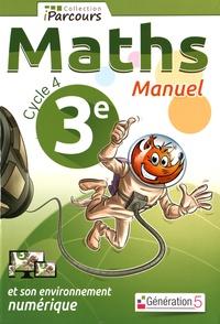 Sébastien Dumoulard et Katia Hache - Maths 3e - Manuel.