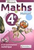 Sébastien Dumoulard et Katia Hache - Maths 4e - Manuel.