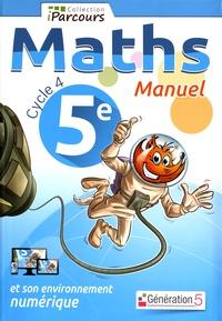 Sébastien Dumoulard et Katia Hache - Maths 5e - Manuel.