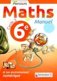 Sébastien Dumoulard et Katia Hache - Maths 6e - Manuel.