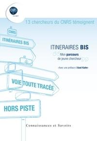 Sébastien Fleuret et Carole Levenes - Itinéraires bis - Mon parcours de jeune chercheur.