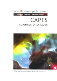 CAPES de sciences physiques. CAPES externe - section physique et chimie.pdf