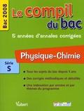 Sébastien Fraigne et Nathalie Landraud - Physique-Chimie série S.