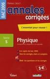 Sébastien Fraigne - Physique Enseignement obligatoire et de spécialité Bac Série S.
