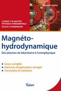 Sébastien Galtier - Magnéto-hydrodynamique - Des plasmas de laboratoire à l'astrophysique.