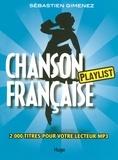 Sébastien Gimenez - Chanson française - Playlist.
