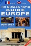 Sébastien Hervouet - Guide Europe 500 musées 14/18.