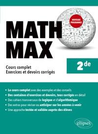 Sébastien Krief-Détraz - Math 2de - Cours complet - Exercices et devoirs corrigés.
