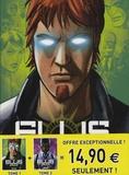 Sébastien Latour - Ellis group  : Pack en 2 volumes : Tome 1, Deep O'Neil ; Tome 2, Sax.