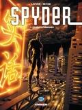 Sébastien Latour et  Mr Fab - Spyder Tome 1 : Ombres chinoises.