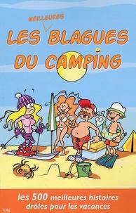 Sébastien Lebrun - Les meilleures blagues du camping.