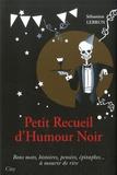 Sébastien Lebrun - Petit recueil d'humour noir.