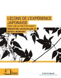 Sébastien Lechevalier - Leçons de l'expérience japonaise - Vers une autre politique économique ?.