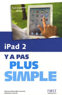 Sébastien Lecomte - iPad 2.
