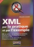 Sébastien Lecomte - XML par la pratique et par l'exemple.
