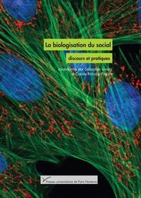 Sébastien Lemerle et Carole Reynaud-Paligot - Biologisation du social - Discours et pratiques.