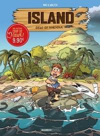 Téléchargements gratuits de livres audio pour iTunes Island Tome 1 par Sébastien Mao, Waltch  en francais 9782818976913