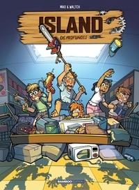 Livres Kindle à télécharger Island - Tome 2 par Sébastien Mao, Waltch (French Edition) PDF
