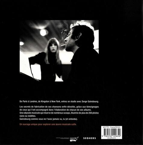 Le Gainsbook. En studio avec Serge Gainsbourg