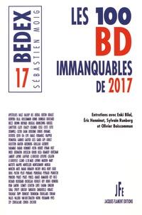 Sébastien Moig - Bédex 17 - Les 100 BD immanquables de l'année.