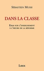 Sébastien Mussi - Dans la classe.