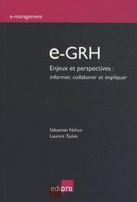 Accentsonline.fr e-GRH - Enjeux et perspectives : informer, collaborer et impliquer Image