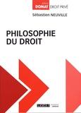 Sébastien Neuville - Philosophie du droit.