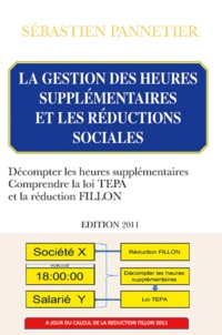 Goodtastepolice.fr La gestion des heures supplémentaires et les réductions sociales - Décompter les heures supplémentaires, comprendre la loi Tepa et la réduction Fillon Image