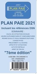 Sébastien Pannetier - Plan paie 2021 - L'univers de la paie dans vos mains 2021.