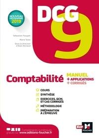 Sébastien Paugam et Marie Teste - DCG 9 - Comptabilité - Manuel et applications.