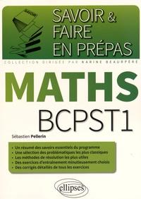 Sébastien Pellerin - Maths BCPST1.
