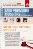 Sébastien Perez - Médecine interne module 8.