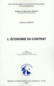 Sébastien Pimont - Economie du contrat.