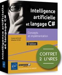 Birrascarampola.it Intelligence artificielle et langage C# - Coffret de 2 livres : Concepts et implémentation Image