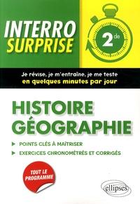 Sébastien Rauline - Histoire-Géographie 2e.