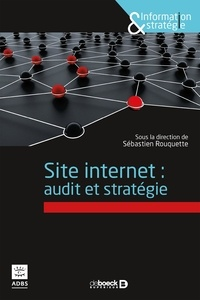 Sébastien Rouquette - Site internet : analyse et stratégie.