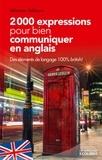 Sébastien Salbayre - 2000 expressions pour bien communiquer en anglais.