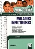 Sébastien Sanges - Maladies infectieuses.