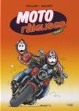 Sébastien Sauvadet et Catherine Devillard - Moto râleuses Tome 1 : .