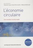 Sébastien Sauvé et Daniel Normandin - L'économie circulaire - Une transition incontournable.
