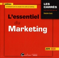 Sébastien Soulez - L'essentiel du Marketing.